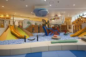 雨でも遊べる!東京23区内で子供が室内で遊べる場所