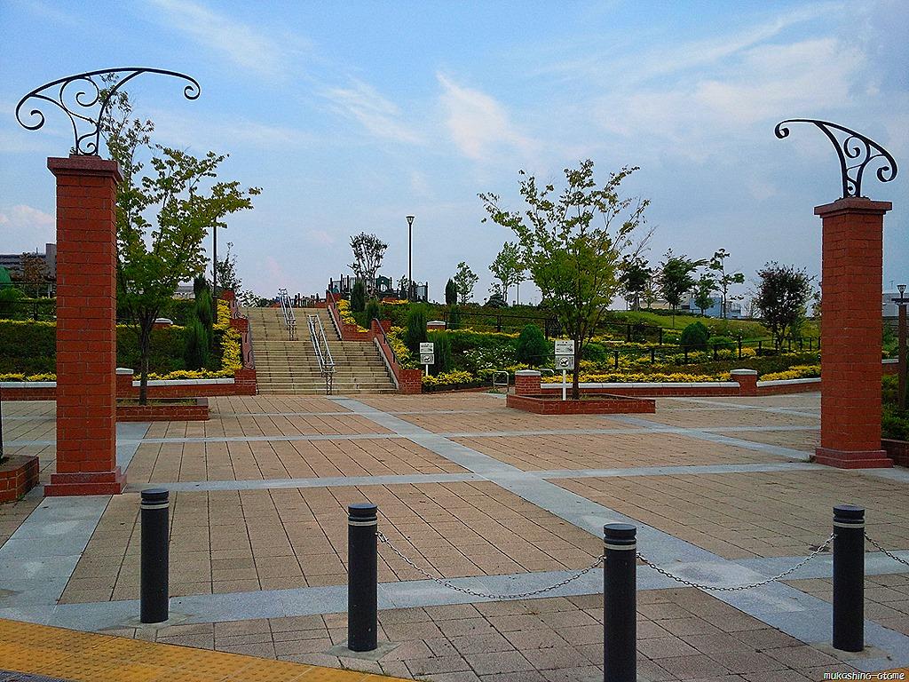 新田さくら公園 じゃぶじゃぶ池で水遊びもできる!
