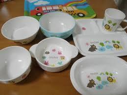 離乳食の食器、使いやすさからおすすめは?そして洗い方は?