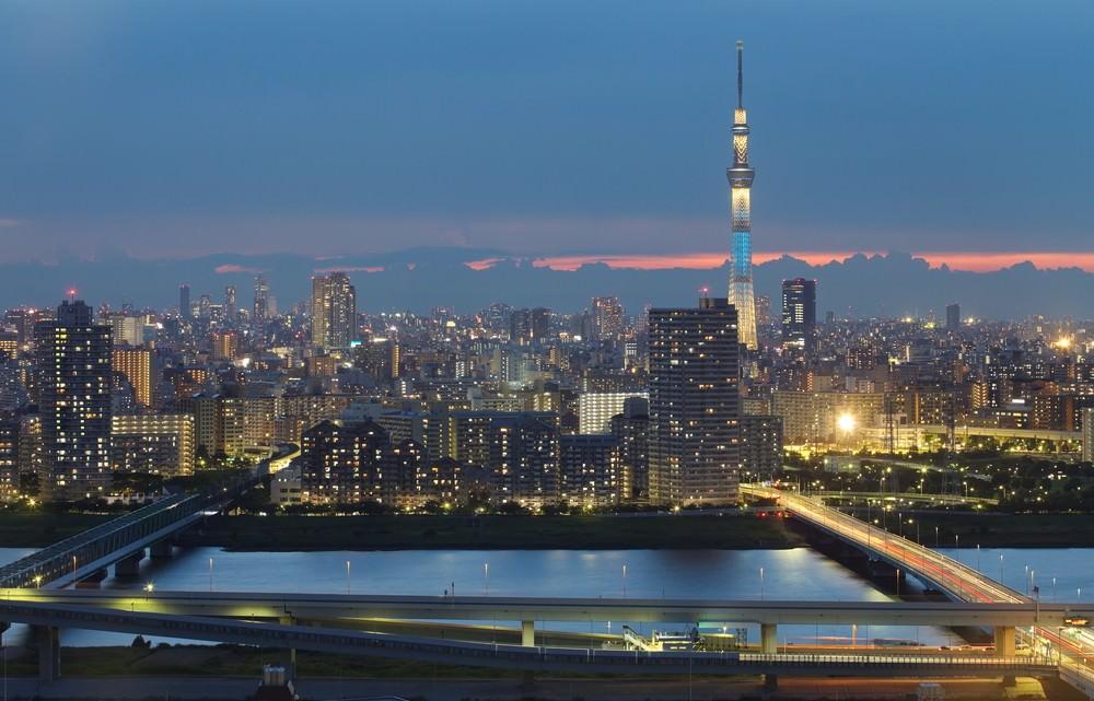 東京スカイツリーへのアクセス方法、最寄り駅、上野、新宿、東京駅からの行き方。