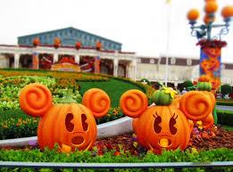 ディズニーランド、ハロウィンの9月の混雑は?意外と空いてる?
