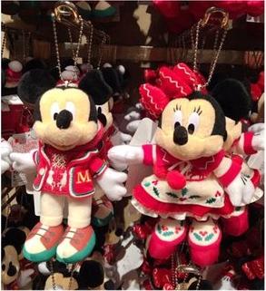 ディズニーランド、クリスマスファンタジーのグッズ2015詳細。