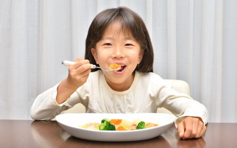子供に食べさせたい無野菜、減農薬野菜