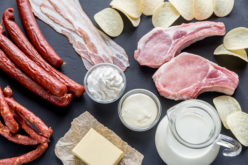 トランス脂肪酸を多く含む食品は、子供にあげたくない